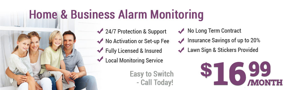 Business Alarm Monitoring - Vector Security